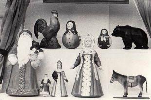 Музей хранит не игрушки, а детские впечатления.