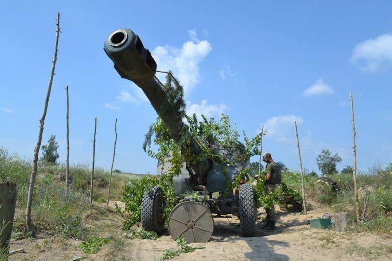 Также будет организовано подразделения ракетных войск и артиллерии, подразделений армейской авиации.