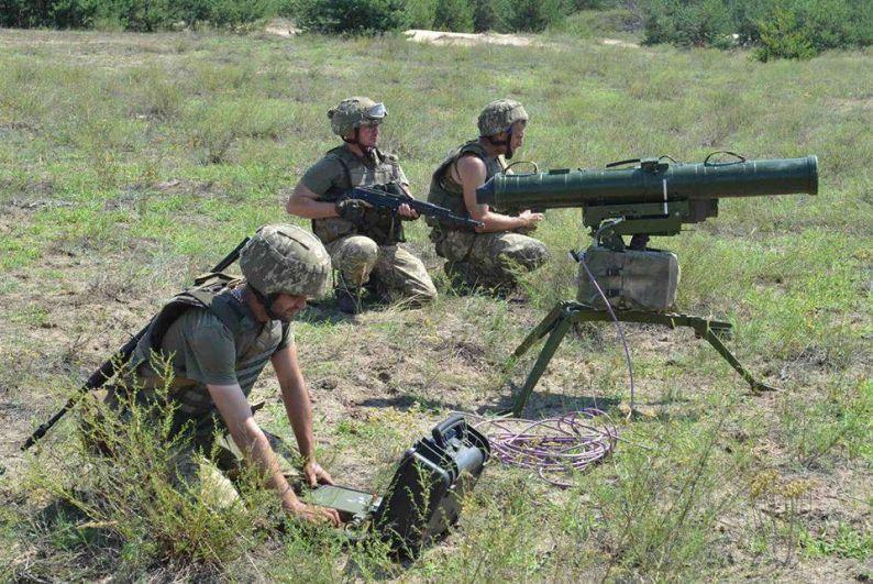 Генштаб усилил группировку ВСУ на Азовском направлении, в том числе Сухопутных войск.