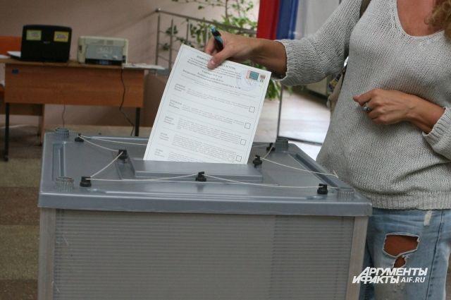 ЦИК сообщил о возможных «каруселях» во время выборов под Калининградом.