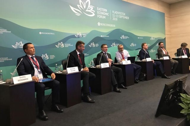 Дмитрий Бердников выступил на сессии «Национальные проекты: что будет сделано на Дальнем Востоке? Жилье и городская среда».