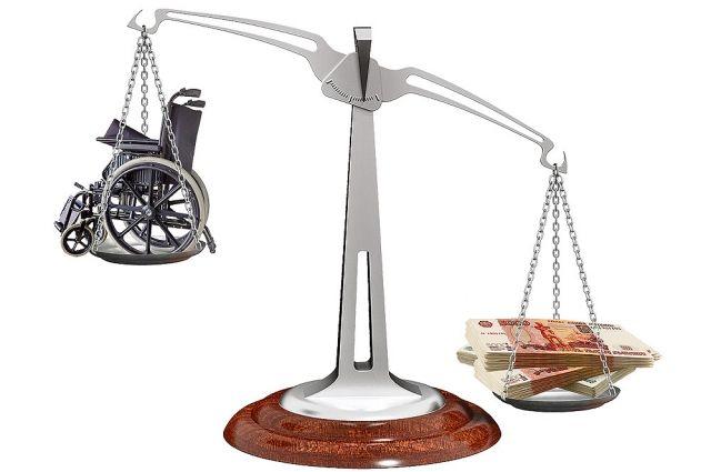 Инвалиду из Сатки пришлось отдавать половину своей и так скромной пенсии, несмотря на то, что женщину признали банкротом.