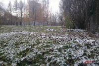 Снег также порадовал наших соседей, жителей Кемерово, и горнолыжный курорт Шерегеш.