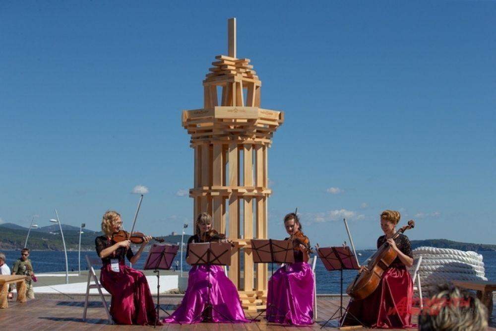 Музыка - важная часть развития края и России.
