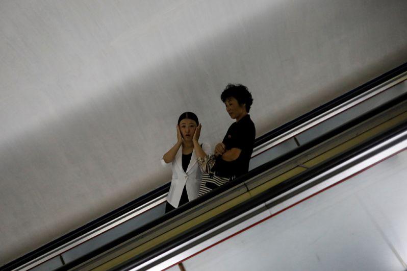 Метро Пхеньяна — одна из самых глубоких систем метрополитена в мире (50-60 метров), что делает возможным использование метро в качестве убежища.