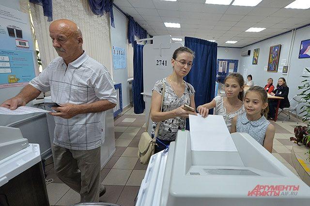Мосгоризбирком: Явка навыборах главы города осталась науровне 2013 года