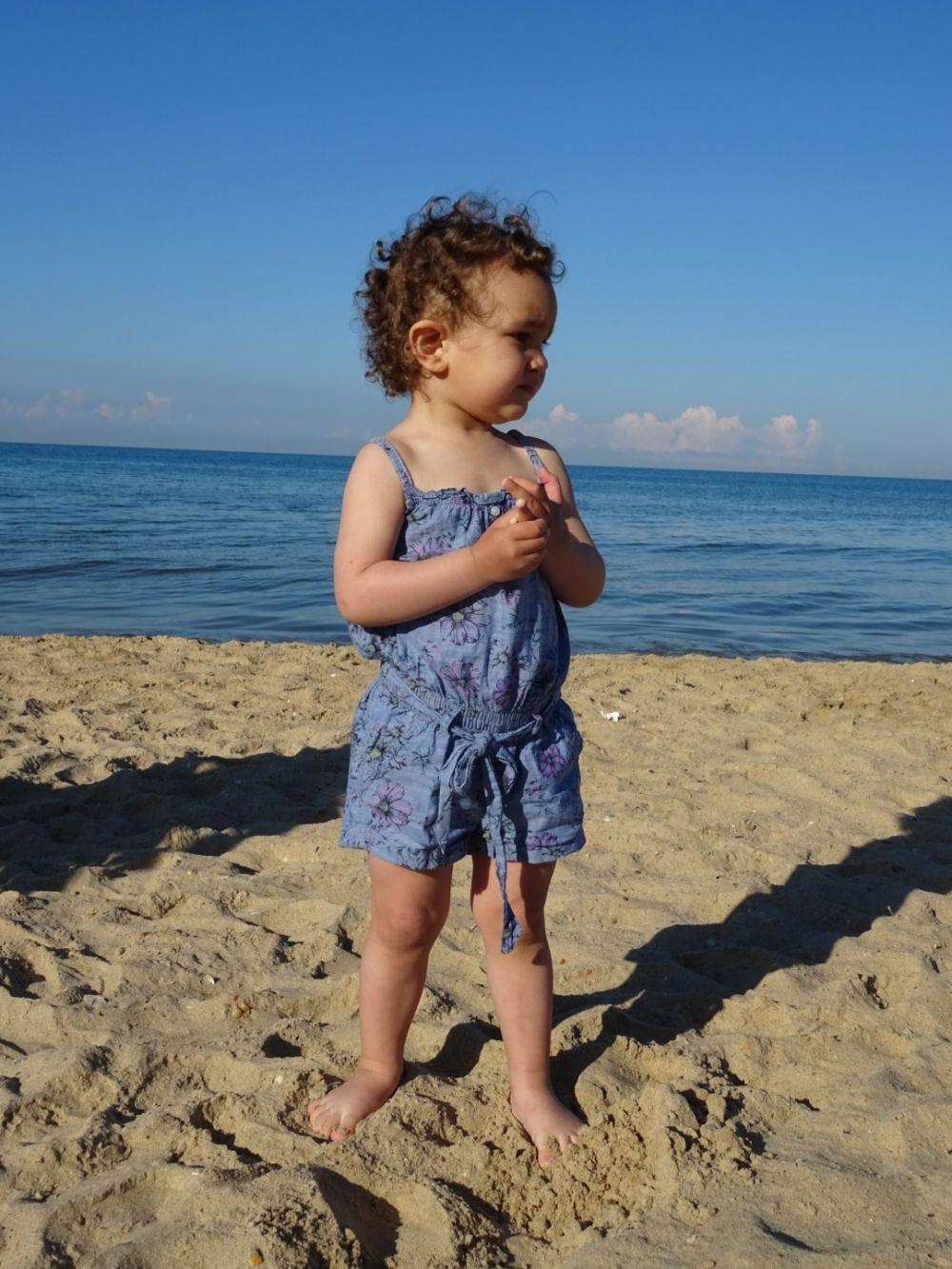 Милана Джентемирова, 4 года, Ставрополь