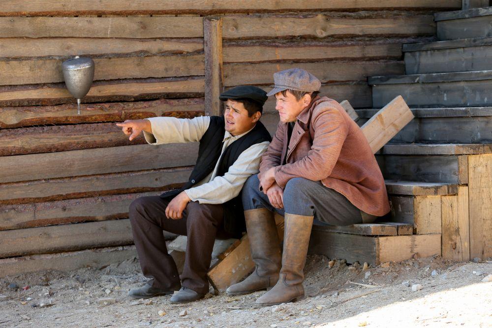 Блок съемок в Татарстане планируется завершить 26-28 октября, потом съемочная группа вернется в Казань.