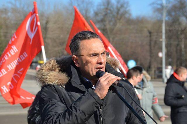 ВРостове-на-Дону бывший чиновник Государственной думы Бессонов приговорён ктрём годам тюрьмы