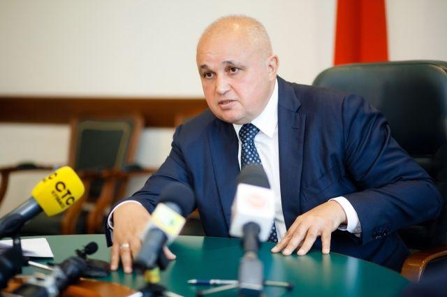 Сергей Цивилев ожидаемо передал свой депутатский мандат представителю «Единой России».