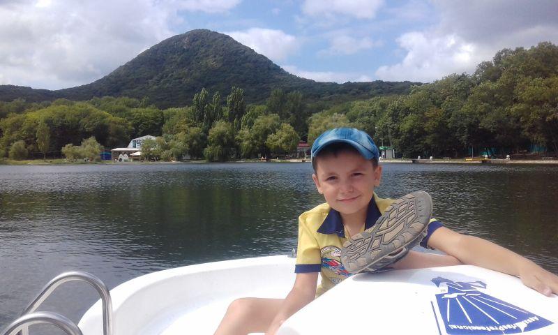 Кирилл Громашев, 6 лет, Ставрополь