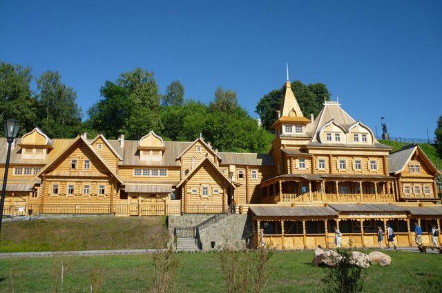 Городец Нижегородской области активно развивает туризм.