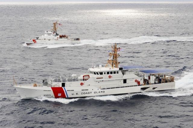 Кабмин одобрил поставку катеров Island ВМФ США для украинского флота