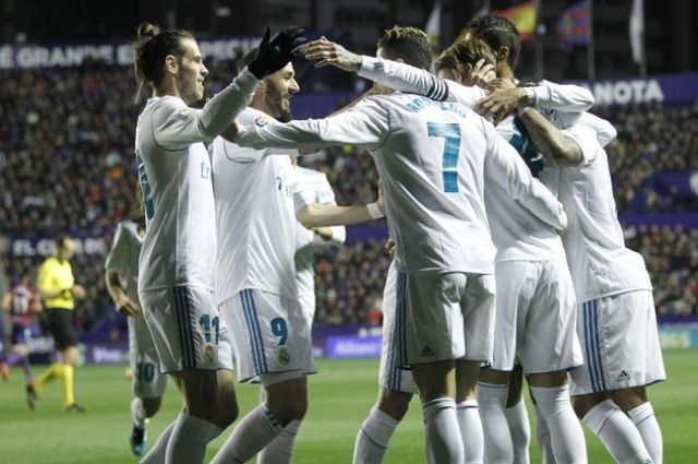 Ассоциация европейских футбольных клубов определила лучшую команду 2018 года.