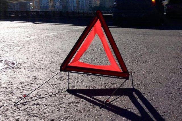Авария произошла на проспекте Лобановского в столице.