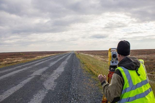 Реконструкция дороги «Подъезд к селу Аксарка» начнется в конце 2019 года