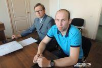 Александр Смольников и юрист Денис Резниченко подняли сумму иска до 10 миллионов.