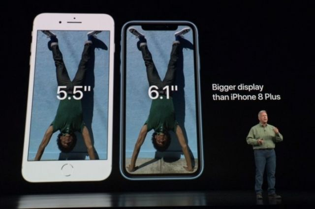 Компания Apple представила три новых модели iPhone