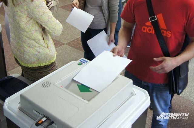 Выборы в Мамоново признали недействительными из-за «карусели» избирателей.