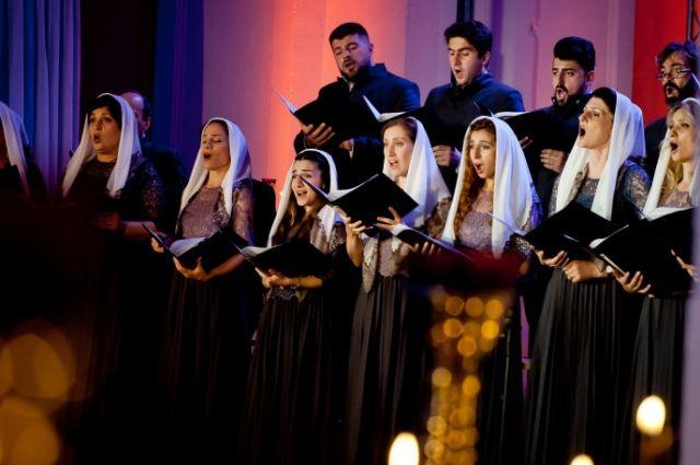 Южноуральцы смогли услышать уникальные хоры из разных регионов страны и даже из-за рубежа.
