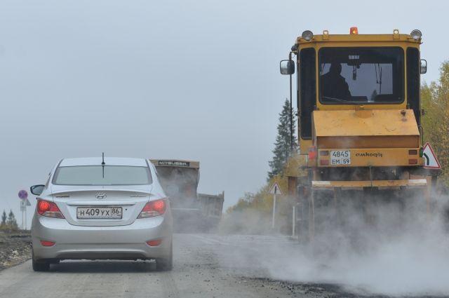 Новая дорога позволит транзитникам не заезжать в посёлок.