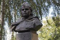 Бюст Марии Боровиченко