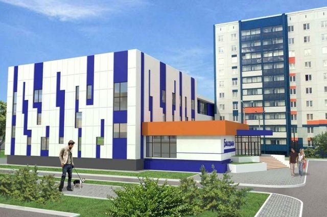 Новости о строительстве бассейна особенно обрадовали жителей ЖК «На Эльтонской».