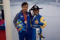 Павел Коростылев выиграл медаль чемпионата мира по стрельбе.