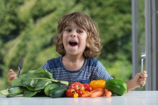 Витаминный оркестр. Как правильно кормить ребёнка?