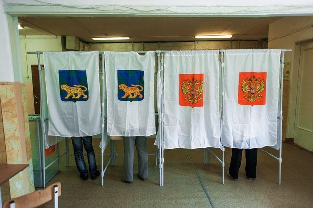 2-ой тур губернаторских выборов стартовал вПриморье
