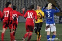 Ответный поединок состоится не в Перми, потому что у стадиона «Звезда» отсутствует сертификат ФИФА.