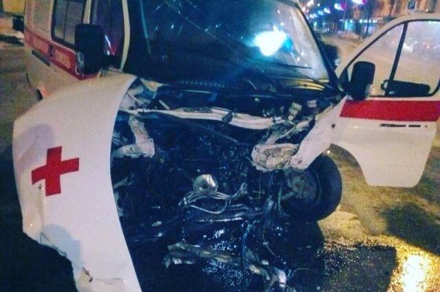 Авария произошла в центре Перми в марте этого года.