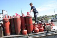 В Тюмени сгорел фургон с хлебом из-за неверно установленного оборудования