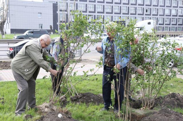Всего в событиях в рамках проекта «Зелёная волна РУСАЛа» приняли участие более 1000 человек.