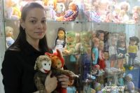 У каждой куклы в коллекции есть своя история.