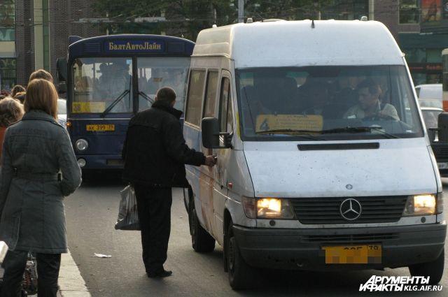 Горвласти пообещали, что все маршрутки № 61, 63, 64, 68, 71 выйдут на линию.