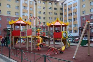 В Салехарде состоится открытие новых детских площадок