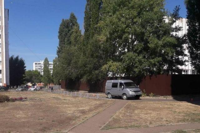 В Оренбурге пострадал 91-летний пешеход.