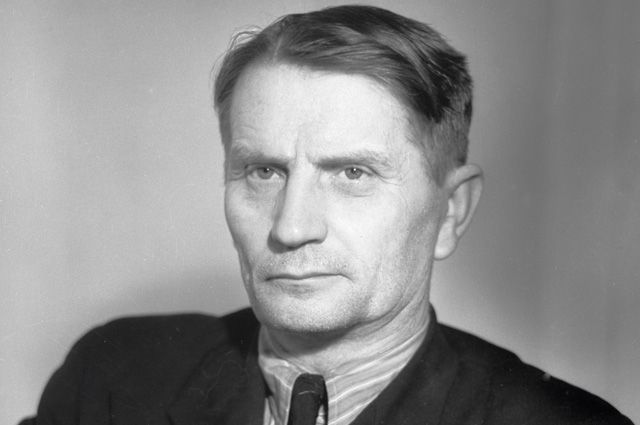 Трофим Лысенко.