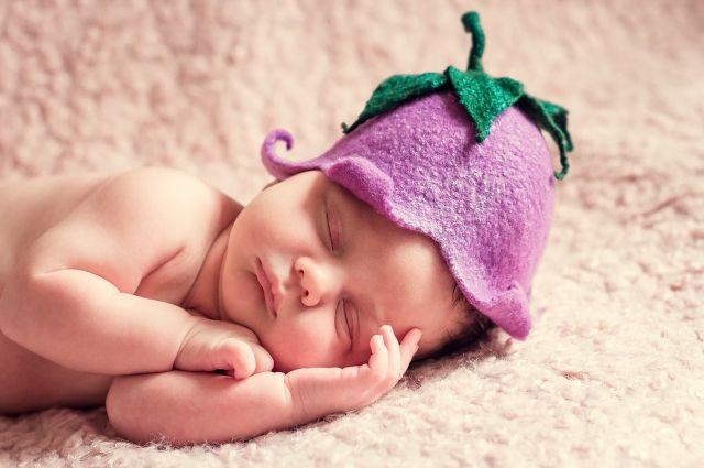 Аким, Сара и Дана: в Оренбурге за неделю родились 155 малышей.