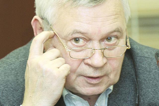 В Тюмени пройдет встреча с Виктором Строгальщиковым