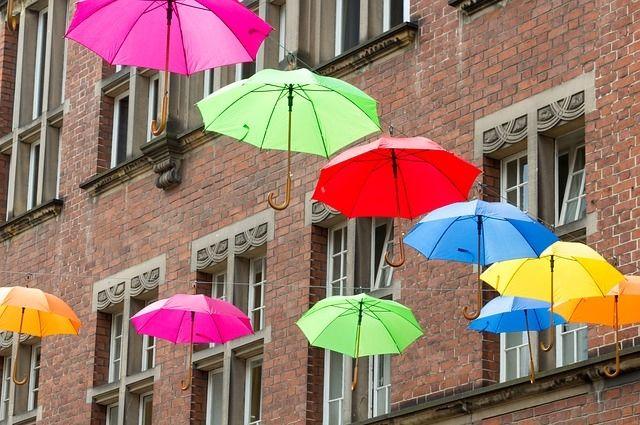 Где на выходных пройдут дожди с грозами.