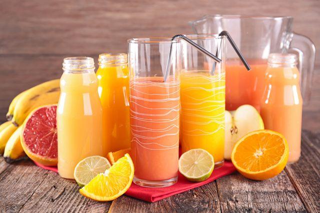 От ног до сердца. Что поможет вылечить стакан сока? | Правильное ...