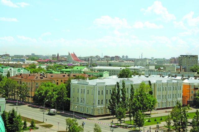 В центре Омска появится новая площадь.