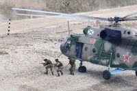 Высадки десанта на мысе Клерка в рамках оперативно-стратегических учений «Восток-2018».