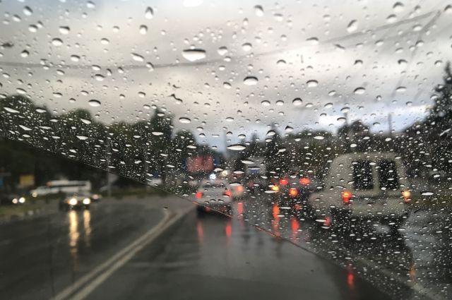 В Красноярске сентябрь будет дождливым