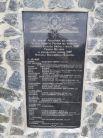 На памятнике вычеканены имена 106 воинов, которые в рядах армии УНР боролись за независимость Украины.