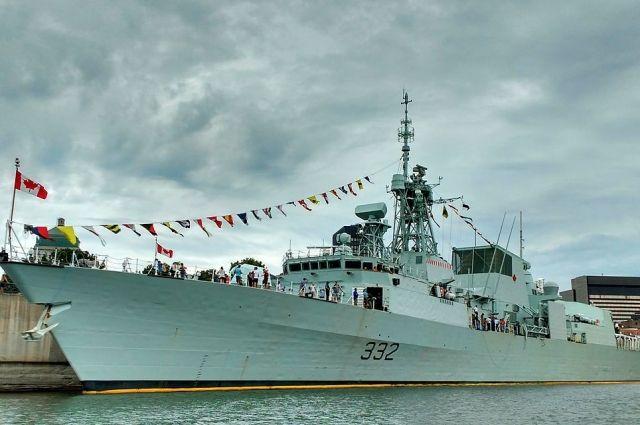 НАТО стягивает боевые корабли кберегам Сирии