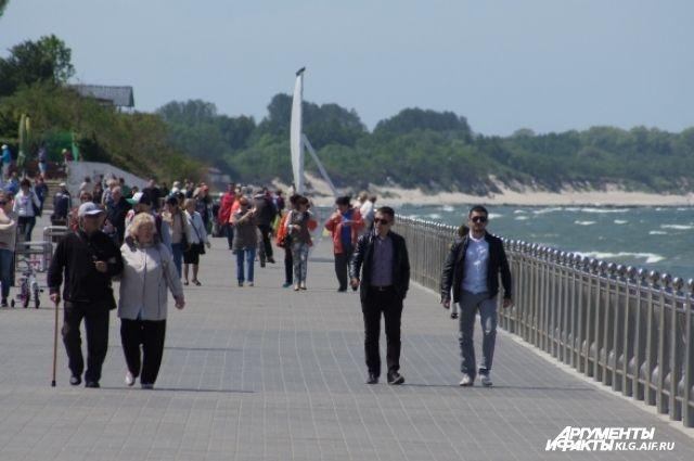 В Зеленоградске планируют обустроить новый пляж.