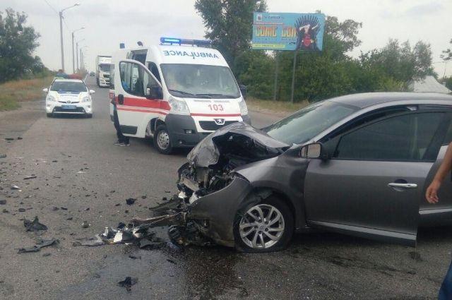 В Харькове супружеская пара пенсионеров погибла в смертельном ДТП